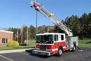 Hme 51-foot Water Tower Fire Apparatus