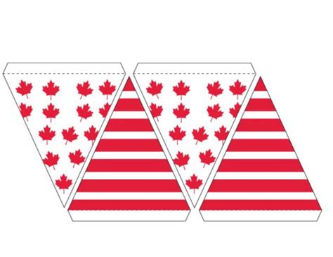 bunting flag banner to be canadian flag banner bunting free printable banners and