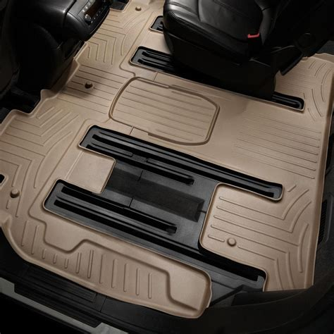 Chevy Traverse Floor Mats by Weathertech 174 451114 Chevy Traverse 2009 2014 Digitalfit