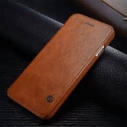 iphone 6 leather luxury leather card slot flip wallet cover for apple