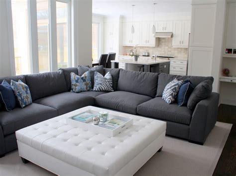 decorating ideas with sectional sofas grey sectional living room ideas peenmedia com