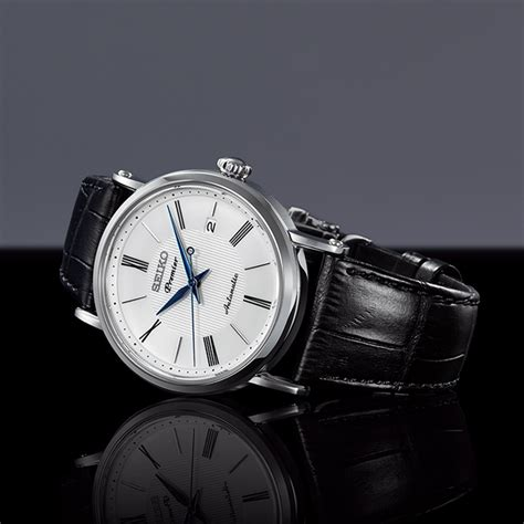 SEIKO WATCH | Premier - Men collections - Automatic 4R35
