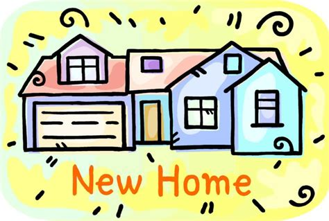 New Home Clipart