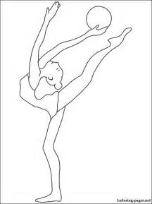 Cwf Rubber Flooring Inc by Love Gymnastics Coloring Pages