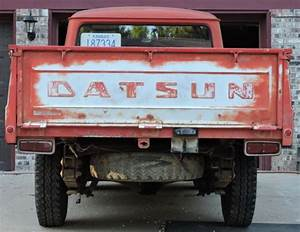 1965 Datsun 320 Pickup For Sale  Photos  Technical