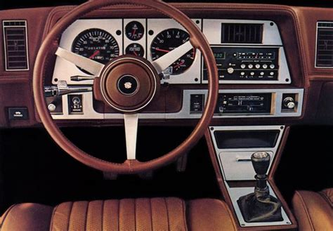 old car owners manuals 1998 chevrolet cavalier instrument cluster cadillac cimarron 1982 driver s view did you ever want a chevy cavalier in a cadillac suit