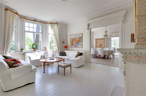 white home interiors white villa in sweden interior design files