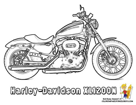 harley davidson logo coloring pages coloring home