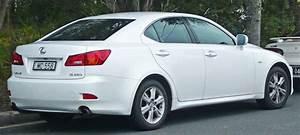 2008 Lexus Is Is 250