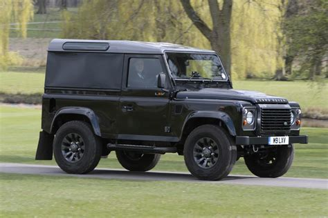 Land Rover Defender Review by Land Rover Defender Lxv Review Drive Caradvice