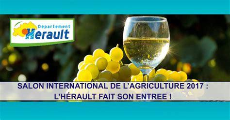 chambre agriculture herault actualités herault salon international de l