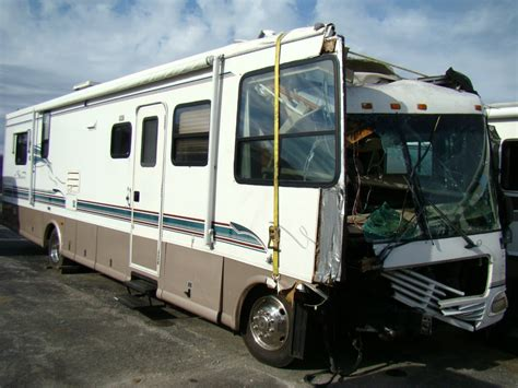 Rv Exterior Body Panels 1999 Coachman Santara Parts For