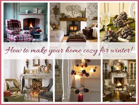 home cozy  winter  imagine