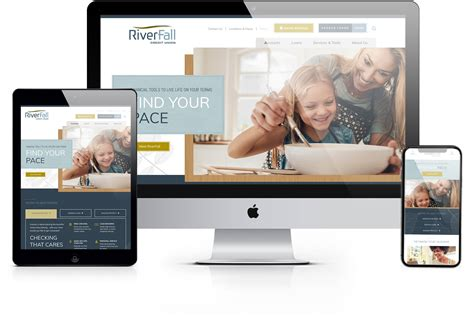 RiverFall Credit Union | This Is FIRSTBranch | Austin, TX