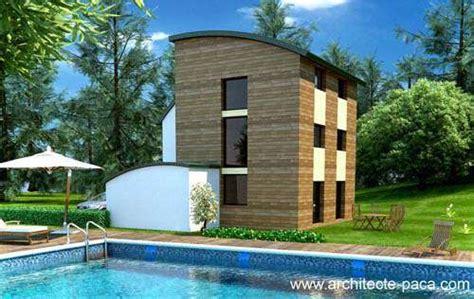 dessiner un plan de maison bois exemples de maisons bois
