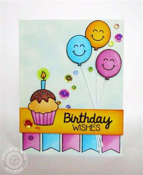 birthday card designs studio birthday smiles girly birthday card ideas