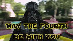 May The 4th - May The Fourth GIF - MayThe4th ...