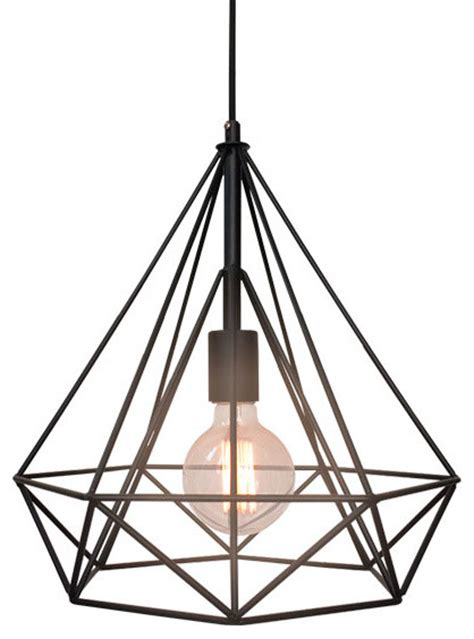 industrial wrought iron pendant l industrial