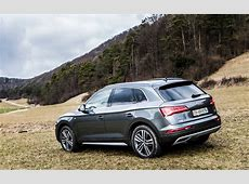 Comparison Audi Q5 SUV 2017 vs Great Wall Haval H3