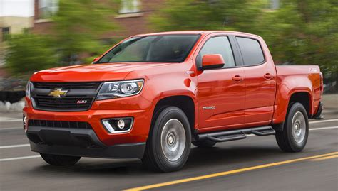 2016 Chevrolet Colorado  Review Cargurus