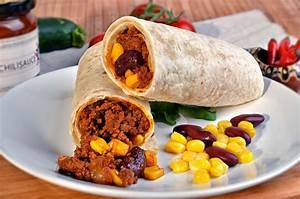 Wraps Füllung Vegetarisch : wraps mexikanisch ~ Markanthonyermac.com Haus und Dekorationen