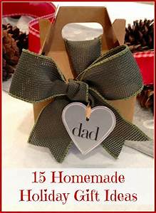 Homemade Christmas Gifts Ideas You ll Love