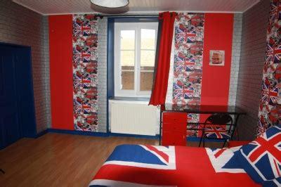decoration chambre theme londres decoration de chambre style londres visuel 4