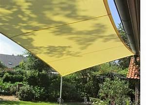 Sonnensegel Rechteckig Wasserdicht : sonnensegel wasserdicht informieren und kaufen pina ~ Frokenaadalensverden.com Haus und Dekorationen