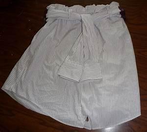 Turn a Menu0026#39;s Shirt into a Skirt u00bb Dollar Store Crafts