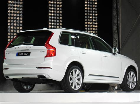 Volvo Xc90 Picture by File Volvo Xc90 Ii August 2014 06 Jpg