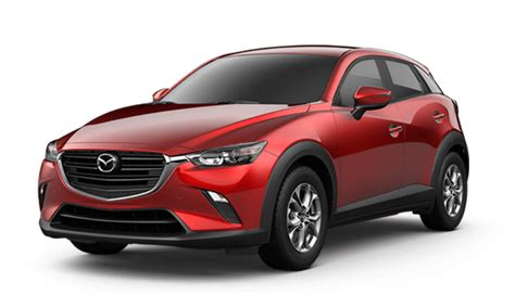 mazda cx  front view  soul red crystal metallico