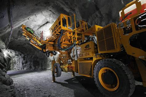 maclean ev series supports goldcorp s borden project tradelink publications
