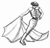 Matador Drawing Sketch Concept Getdrawings Jacksonville Fl sketch template