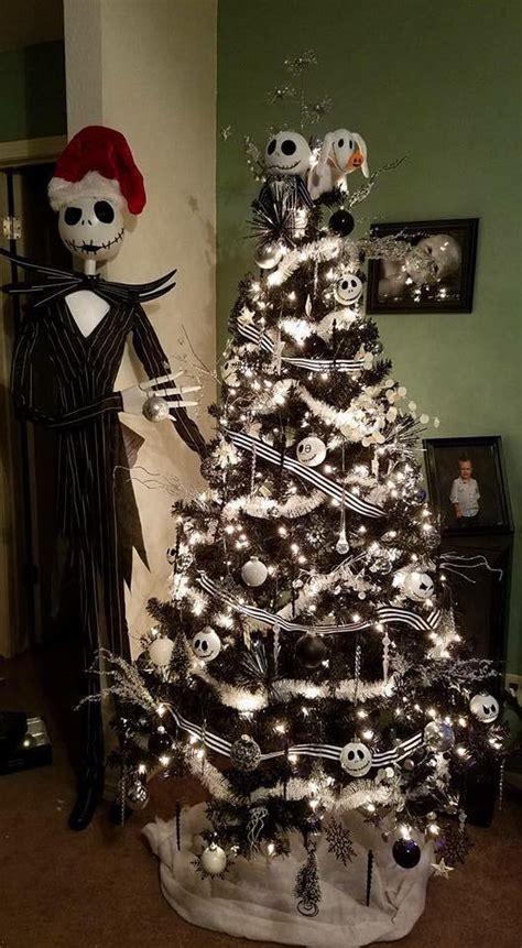nightmare  christmas christmas tree idea country