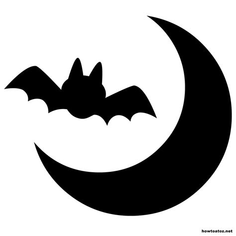 Free Halloween Decoration Stencils And Templates # ...
