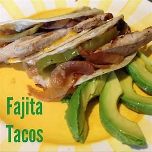 Fajita Tacos - Eazy Peazy Mealz