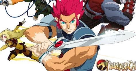 Official Image Of Cartoon Network's Thundercats (2011) And