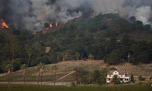 Thousands of homes at risk from Northern California ...
