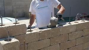 Steine Für Gartenmauer Preis : gartenmauer selber bauen das errichten einer ~ Michelbontemps.com Haus und Dekorationen