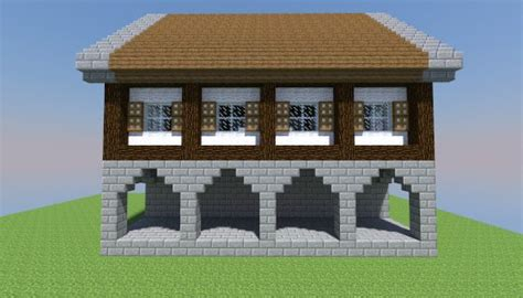 minecraft house templates mcedit schematic medium house 05 mcedit templates minecraft