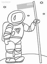 Astronaut Coloring Pages Space Printable Cool2bkids Astronauts Children Outer Kid Printables Homeschool Deep Planets Alien sketch template