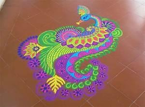 Latest and Easy Rangoli Designs For Diwali - Diwali Images