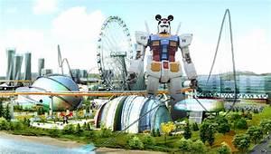 Korea To Open ROBOT LAND! | ComicMix