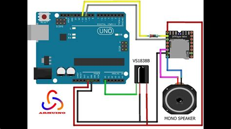 Diy Player With Remote Controlled Arduino