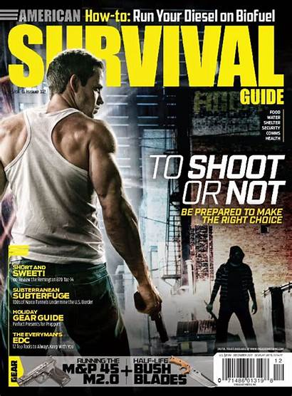 Magazine Survival American Guide Covers Discountmags Issue