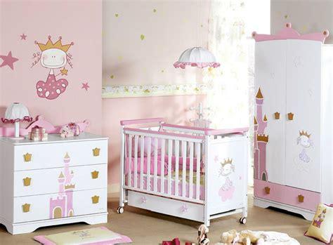 univers chambre bébé décoration chambre de bébé fille