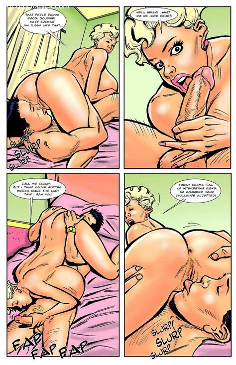 milf muffy 3 sex comic hd porn comics