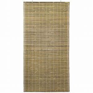 Burnt, Bamboo, Cordless, Window, Shade