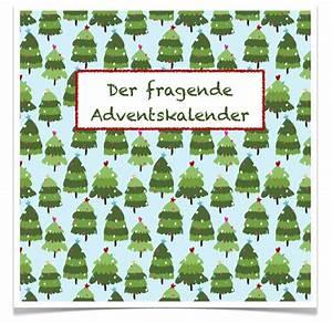 Adventskalender Grundschule Ideen : mienchen fragender adventskalender 3 ~ Somuchworld.com Haus und Dekorationen