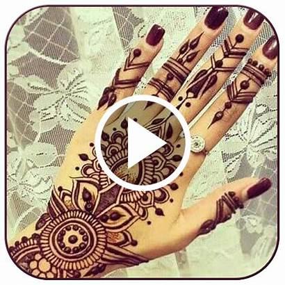 Mehndi Simple Tutorial Easy Henna Basic Appstore